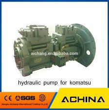 komatsu excavator hydraulic pump komatsu excavator hydraulic pump