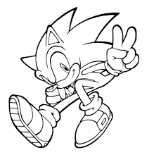100 coloring pages sonic sonic the hedgehog coloring pages 2
