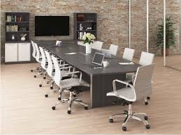 Contemporary Conference Table  Office Furniture Warehouse