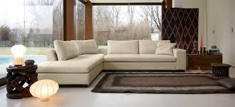 Gamma Leather Sofa by Saint Tropez Sectional By Gamma International In Boston Nova Interiors