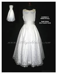 flower dresses customized for budget conscious 2009 weddings