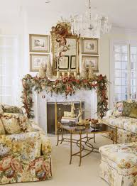 pictures of christmas decorations in homes maryland merriment traditional home