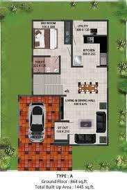 mps apstone villas in pothencode trivandrum price location map