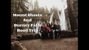 spirit halloween klamath falls mount shasta and burney falls road trip youtube