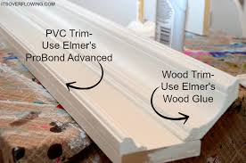 Bathroom Mirror Trim by How To Add Trim To A Mirror Its Overflowing
