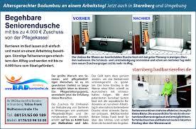 Zuschuss Behindertengerechtes Bad Altersgerechter Badumbau In Starnberg Unter 08151 U2013 65 00 189