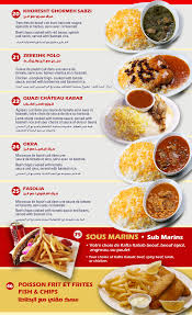 cuisine de basma lunch menu 2017 page 3 chateau kabab island