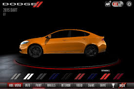 dodge dart app ios app dodge revolution