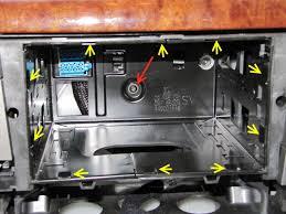Putting An Aux Port In Your Car Adding An Aux Input To The Blaupunkt 2620 In A Holden Vectra C