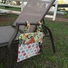 Armchair Caddy Organizer Beach Chair Or Pool Chair Caddy Organizer Etsy Listings