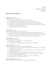 Librarian Resume Resume Review Hiring Librarians Page 7