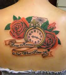 49 phenomenal clock tattoo designs for your good time picsmine