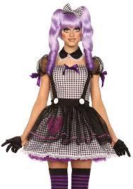 creepy doll costume dead eye dolly costume leg avenue creepy doll horror