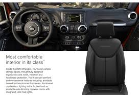 jeep wrangler unlimited interior lights 2016 jeep wrangler central nj interior exterior updates