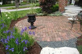 Paver Patio Designs With Fire Pit Brick Patio Designs With Fire Pit Best 25 Patio Fire Pits Ideas On