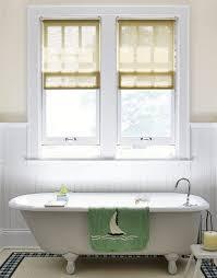ideas for bathroom window treatments bathroom window treatments interior design ideas
