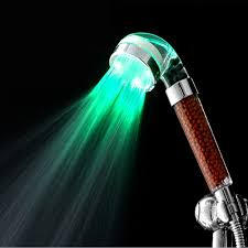 Led Bathroom Faucet Led Light Up Shower Head Best Home Decor Inspirations