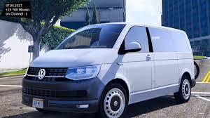 future volkswagen van volkswagen t6 with extra u0027s 0 1 new enb top speed test gta mod