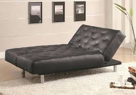 Tufted Leather Chaise Articles With Black Leather Chaise Lounge Chair Tag Enchanting