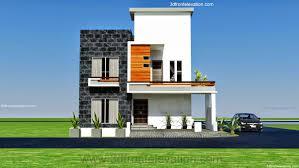 home design plaza com 3d front elevationcom 10 marla modern architecture single house