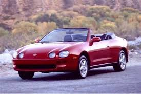 toyota celica convertible for sale uk toyota celica cabriolet 1994 1999 used car review car review