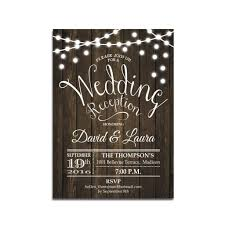 Dinner Invitation Card Reception Only Wedding Invitations Cool Pinterest Weddings