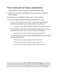 Example Essay Thesis Statement Zoro Blaszczak Co Fantastic