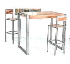 table haute pour cuisine table haute alinea gallery of tabouret de cuisine alinea tabouret de