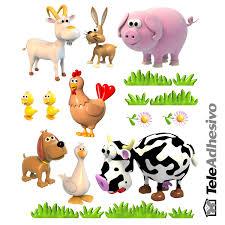 farm animals stickers for kids farm animals