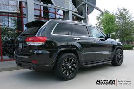 jeep xd wheels jeep grand cherokee with 20in xd bomb wheels exclusively from