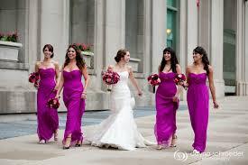 magenta wedding dress luxury brides