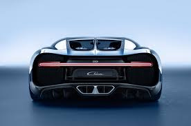 bugatti chiron the bugatti chiron in incredible numbers