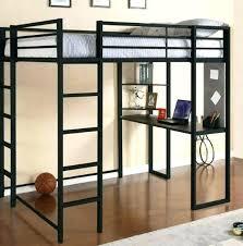 black metal twin loft bed with desk best loft beds loft bed desk best black metal loft bed with desk