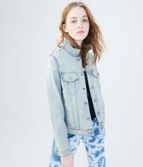 light wash denim jacket womens jackets and coats for teen girls and women aeropostale