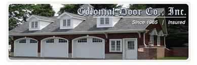 Overhead Garage Door Inc Garage Door Services South Bound Brook Nj Colonial Door Co Inc