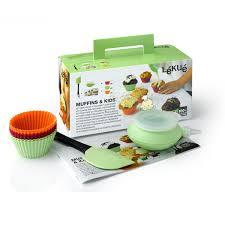 set de cuisine enfant kit cuisine créative muffins et cupcakes pour enfants