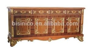 luxury british antique painted buffet dining room furniture