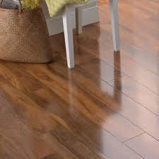 Laminate Floor Scotia Beading Elka Dark Walnut Laminate Flooring