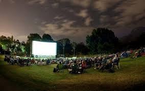 Sunset Cinema Botanic Gardens Imb Sunset Cinema At The Botanic Gardens The Riotact