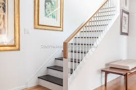 Stair Base Molding by Stairs Modern Stair Railing For Cool Interior Staircase Design