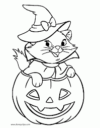 disney coloring pages halloween drawings disney