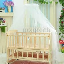 Canopy Net For Bed by Round Crib With Canopy Creative Ideas Of Baby Cribs