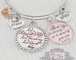 Wedding Keepsake Gifts Gift For Bride From Maid Of Honor Etsy
