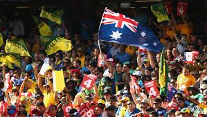 australia register record breaking fan attendance in stadiums during