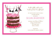 bachelorette party invitation wording invitation wording sles by invitationconsultants