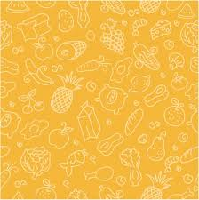 seamless pattern food seamless pattern food free vector in adobe illustrator ai ai