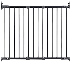 Extra Wide Gate Pressure Mounted Top 10 Best Safety Gates For Stairs