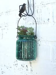 Succulent Kits by Succulent Jar Terrarium Hanging Terrarium Kit Succulent