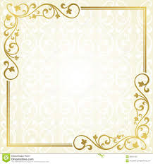 blank wedding invitation card template matik for