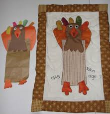free thanksgiving sewing project how to turn a child s paper